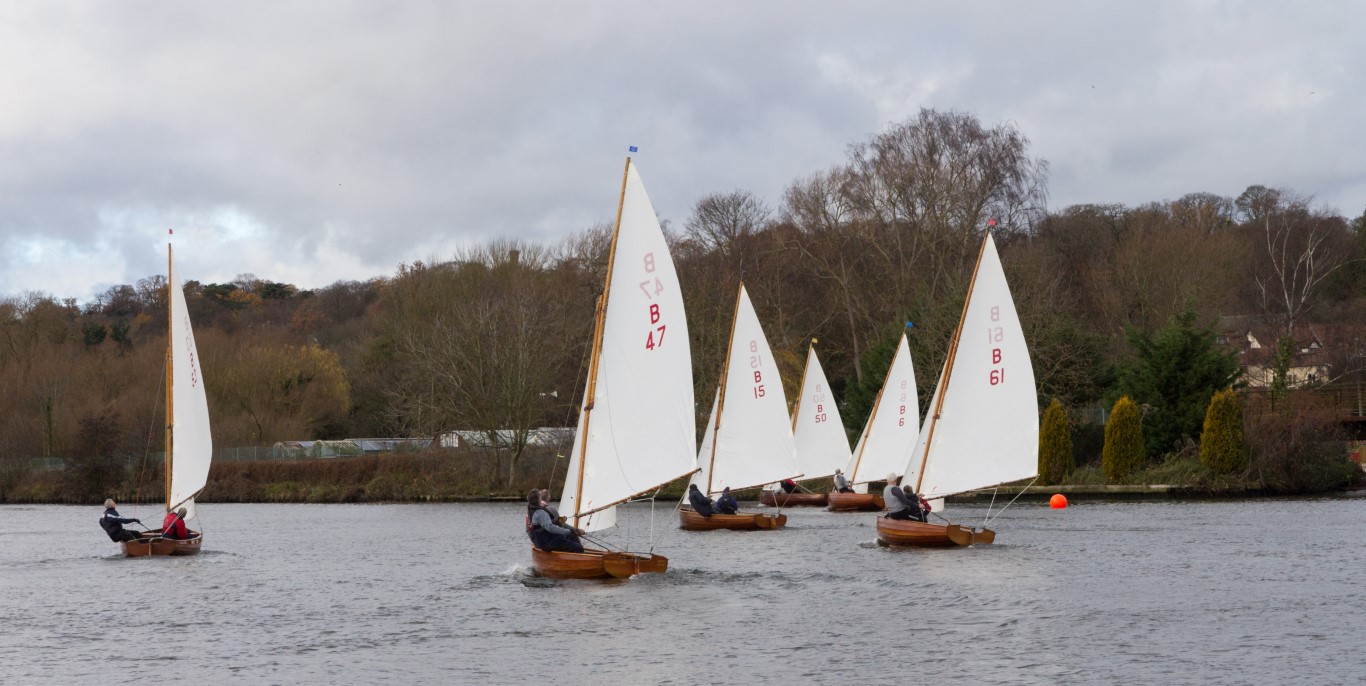 Wobyc team race 02 12 2018